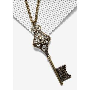 Nasty Gal Low Key Chain Necklace